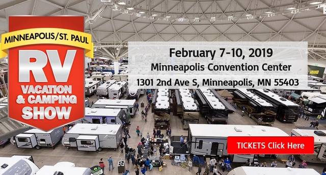 Minneapolis  RV and Vacation Show